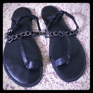 BCBG MAXAZRIA gladiator sandals